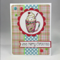 Christmas Mugs - Stamp Set
